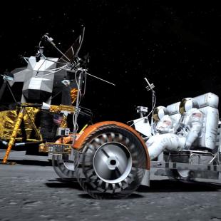 Você poderá dirigir na Lua em Gran Turismo 6
