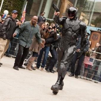 Veja algumas novas imagens de RoboCop