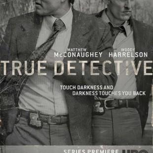 Novos posters de True Detective do HBO e Intelligence do CBS