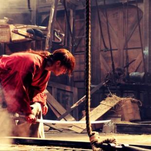 Vamos ver mais imagens das sequências de Samurai X – O Filme