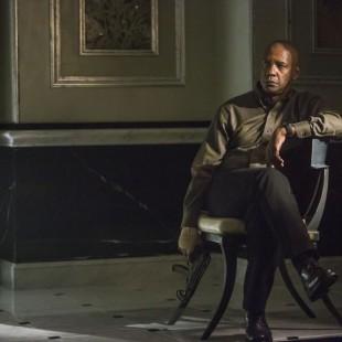 O Protetor com Denzel Washington e Chloë Moretz ganhou a primeira imagem