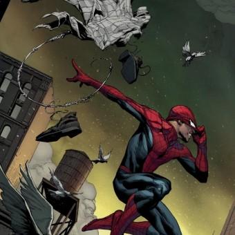 Dan Slott confirma o retorno de Peter Parker aos quadrinhos da Marvel