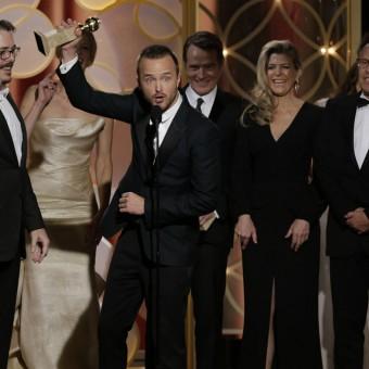 Breaking Bad, 12 Anos de Escravidão e Frozen levam o Globo de Ouro 2014