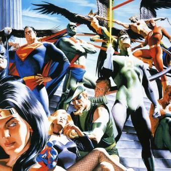 Filme da Liga da Justiça pode ser filmado junto com Batman vs. Superman