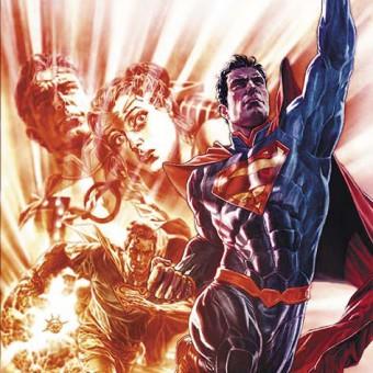 DC anuncia série mensal com a origens dos seus heróis
