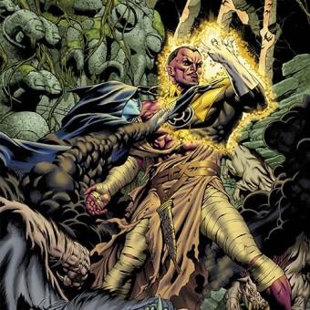 Sinestro e amigos do Aquaman devem ganhar séries mensais em Os Novos 52