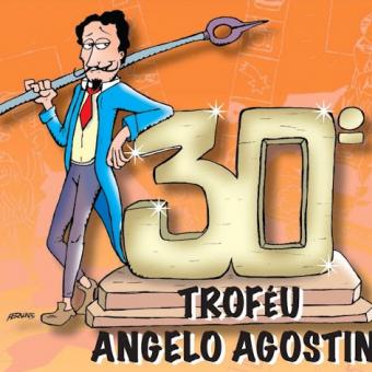 Esses são os vencedores do 30º Troféu Angelo Agostini
