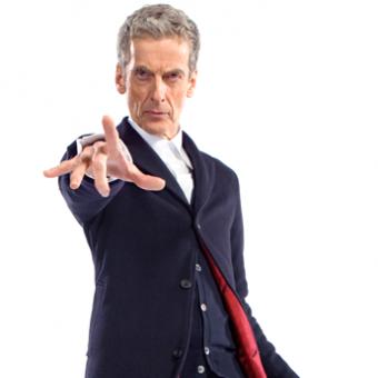 Veja essa nova foto oficial do novo Doutor de Doctor Who