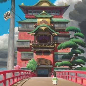 E alguém está criando todos os cenários de A Viagem de Chihiro no Minecraft
