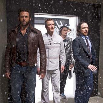 Tem um Vingador nessas novas imagens de X-Men: Dias de um Futuro Esquecido