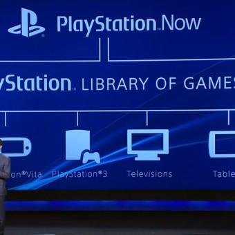 Sony anuncia o PlayStation Now, serviço de streaming de jogos