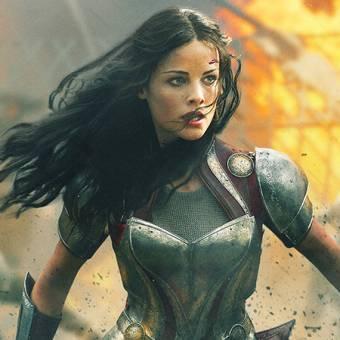 Jaimie Alexander, a Lady Sif de Thor, vai participar de Agents of SHIELD