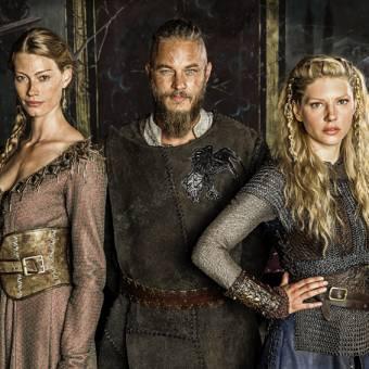Veja várias imagens da segunda temporada de Vikings