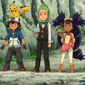 Pokémon Black & White chega ao Netflix
