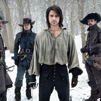 BBC renova The Musketeers para a segunda temporada