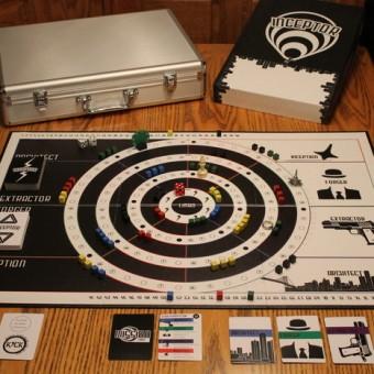 Jogo de tabuleiro inspirado em A Origem abre campanha no Kickstarter