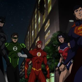 DC quer construir uma continuidade nos seus filmes animados