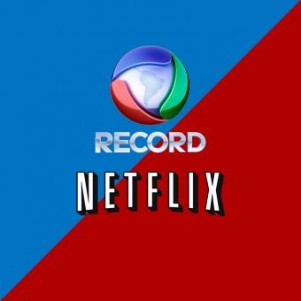 Record planeja processar o Netflix por plágio em peça publicitária