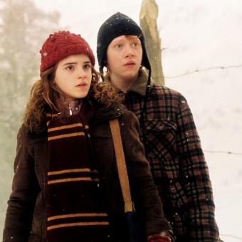 J.K. Rowling admite que se arrepende de colocar Rony e Hermione num relacionamento