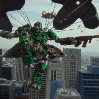 Análise do trailer de Transformers 4: A Era da Extinção