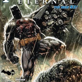 Confira o preview da série SEMANAL do Batman