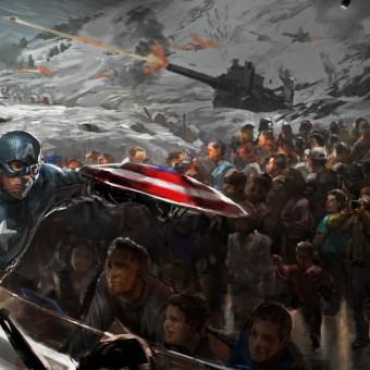 Vaza a descrição das cenas pós-créditos de Capitão América 2: O Soldado Invernal