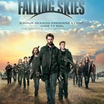 Saiu o primeiro trailer da quarta temporada de Falling Skies!