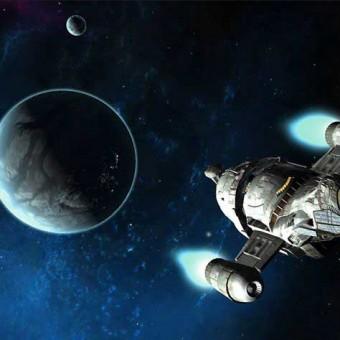 Essa é a primeira imagem do MMO de Firefly