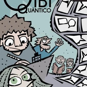Gibi Quântico, coletânea de HQs de autores nacionais, será lançada na próxima sexta!
