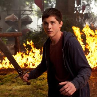 Logan Lerman duvida que vá existir um terceiro filme de Percy Jackson