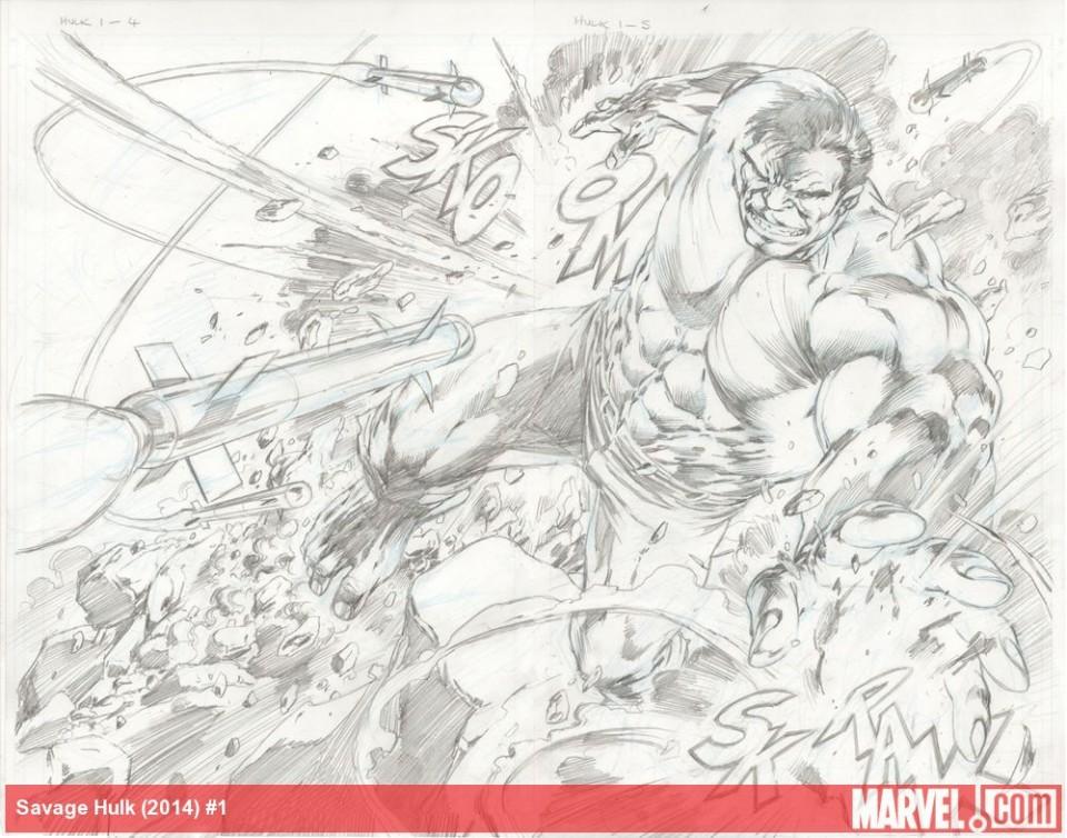 Savage Hulk 02