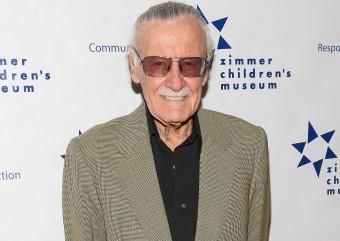 Aos 92 anos, Stan Lee cria super-herói para a TV britânica
