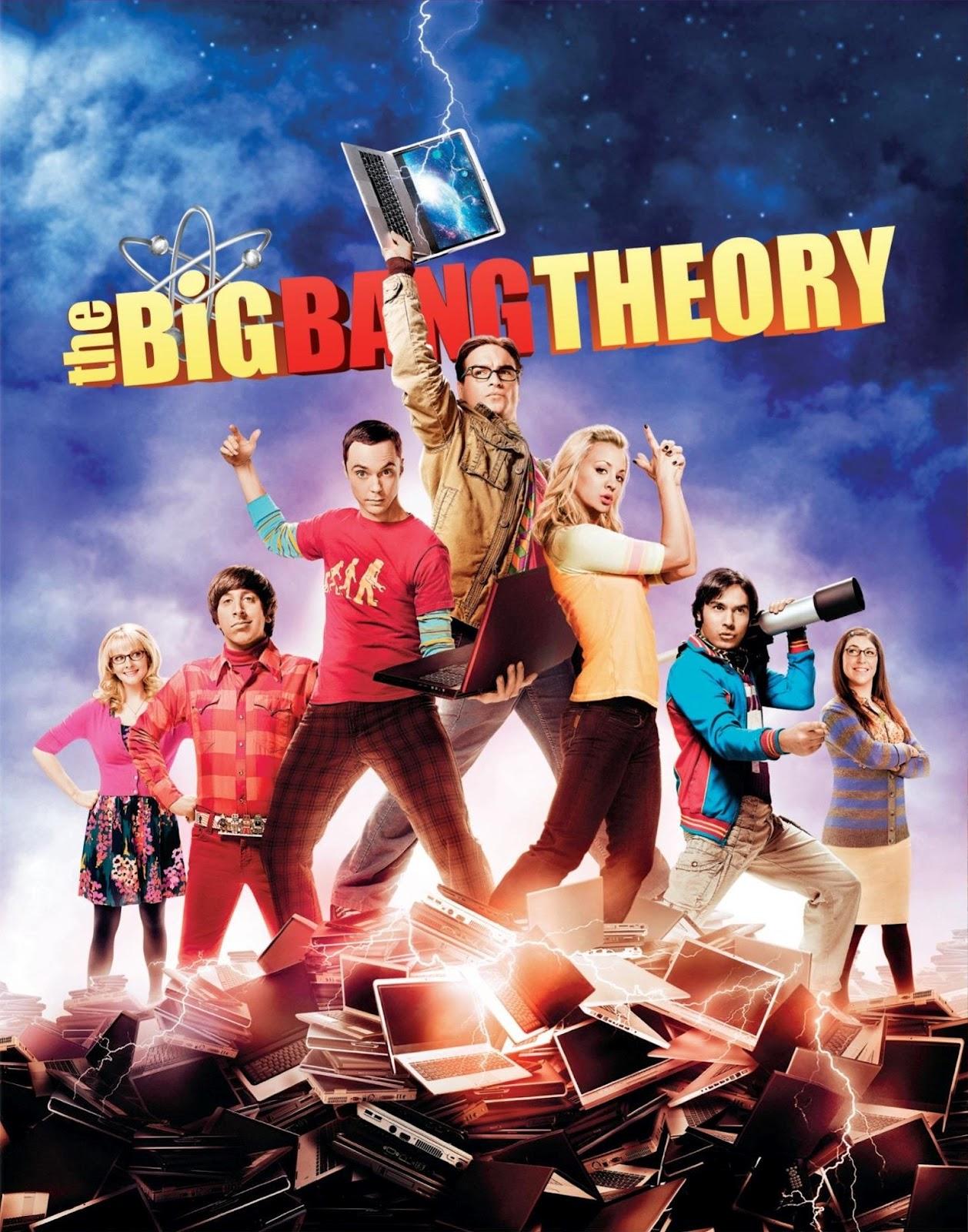 Big bang theory the season 6
