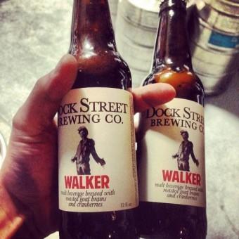 Cerveja inspirada em The Walking Dead é feita com cérebros