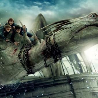 Warner e J.K. Rowling farão uma trilogia de Animais Fantásticos e Onde Habitam
