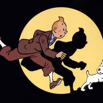 HQ incompleta de Tintim, feita por Hergé, será lançada