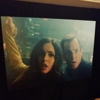 E essa é a primeira imagem do filme das Tartarugas Ninja