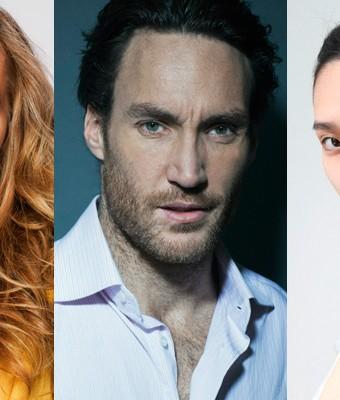 Holly Hunter, Callan Mulvey e Tao Okamoto