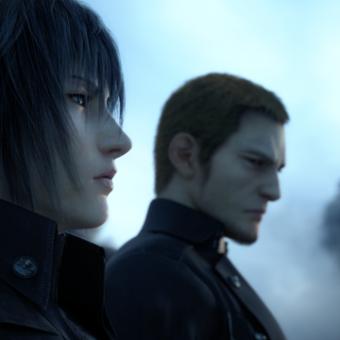 Final Fantasy XV ganha novas imagens