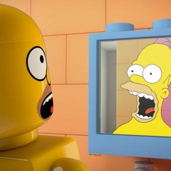 """Veja algumas imagens do episódio de Os Simpsons ao """"estilo LEGO"""""""