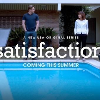 Veja o primeiro trailer de Satisfaction, nova série do USA Network