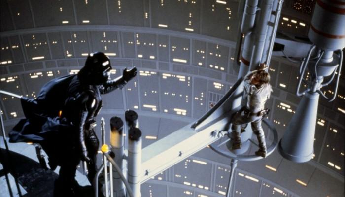 """""""Luke, eu preciso falar com você..."""""""