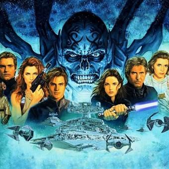 LucasFilm determina que o Universo Expandido de Star Wars não é cânone