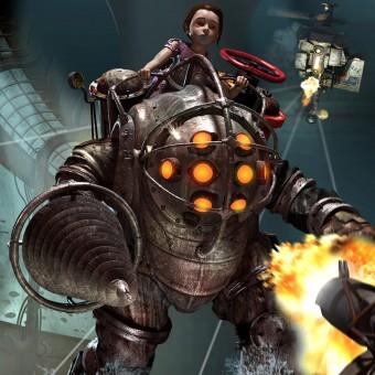 Sony registra domínios para filme de Bioshock!