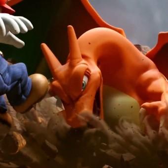 Novo Super Smash Bros. terá o Charizard e sairá primeiro para 3DS