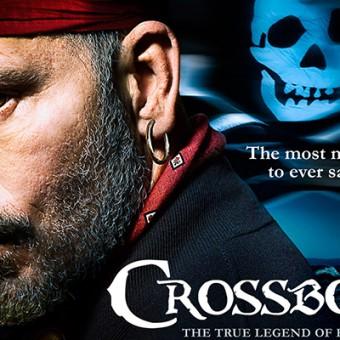 Crossbones, série de piratas com John Malkovich, ganha seu primeiro trailer