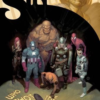 Primeira edição do novo evento da Marvel já esgotou nas bancas americanas