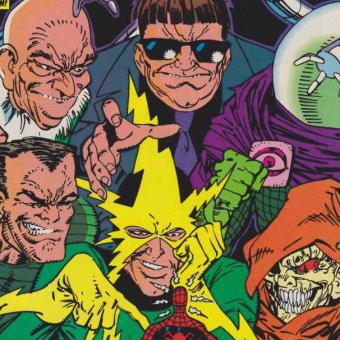 Os créditos de O Espetacular Homem-Aranha 2 podem ter entregado a formação do Sexteto Sinistro