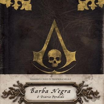 Veja a capa e leia o primeiro capítulo do livro Assassin's Creed – Barba Negra: O Diário Perdido