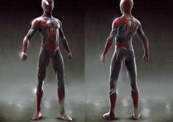 O uniforme do Homem-Aranha no seu novo filme poderia ter sido assim